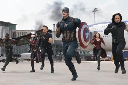 シビル・ウォー/キャプテン・アメリカの画像 p1_5