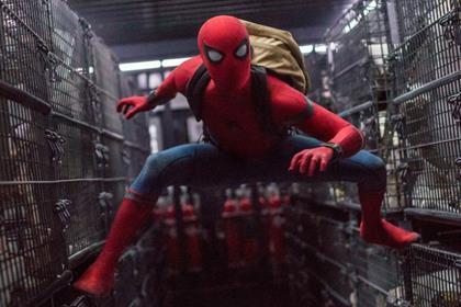スパイダーマン:ホームカミング スパイダーマン:ホームカミング / TSP映画