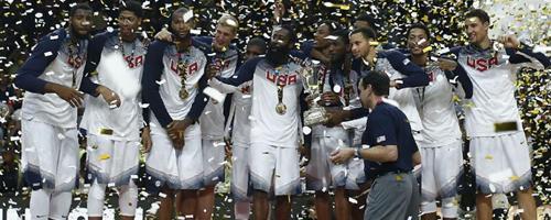 FIBAバスケットボール・ワールドカップ2014 - TSP SPORTS