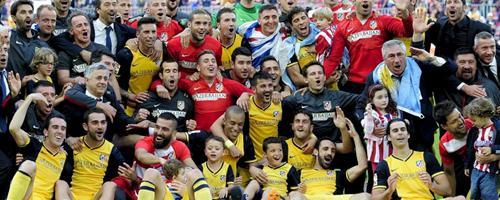 順位 スペイン リーグ