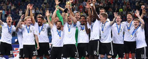 FIFAコンフェデレーションズカップ2017ロシア大会 / サッカー - TSP SPORTS
