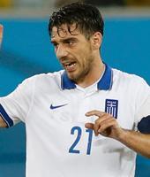 ギリシャ代表 ワールドカップ201...
