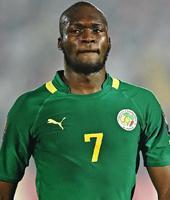 セネガル代表 アフリカ選手権201...