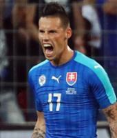 スロバキア代表 欧州選手権ユー...